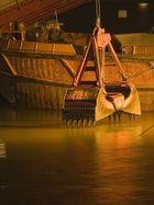 Wasser unterm Kiel der San Diego