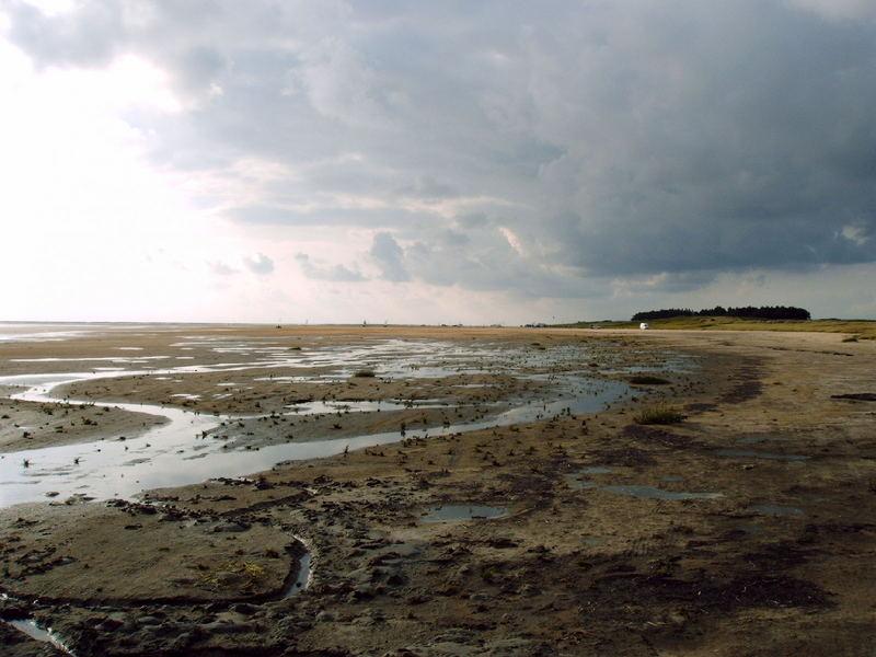 Wasser, Wind und Wolken