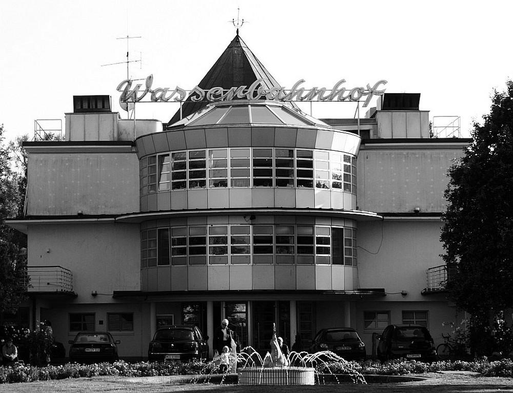 Wasserbahnhof Mülheim/Ruhr