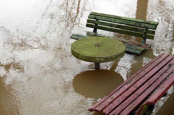 Wasserbank