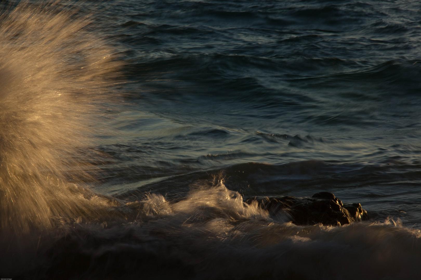 Wasserbewegung