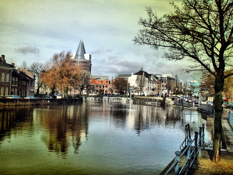 Wasserbild aus Roermond