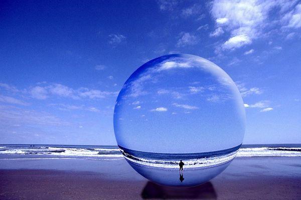 Wasserblase