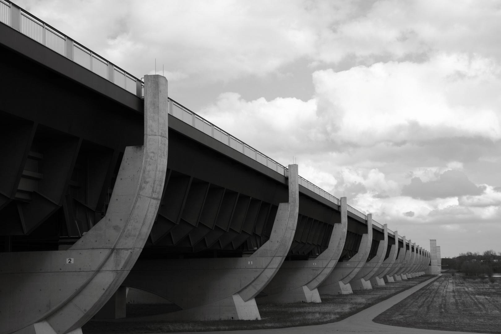 Wasserbrücke