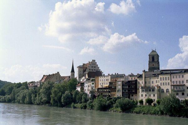 Wasserburg 2005 Stadt