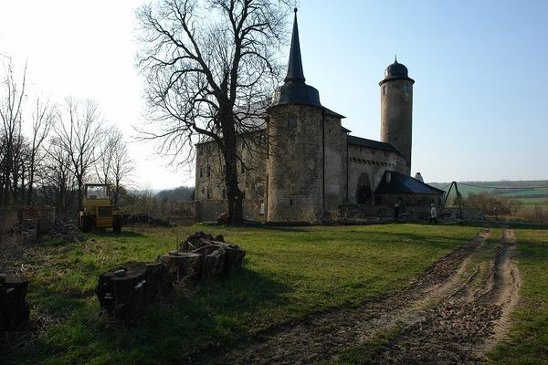 Wasserburg bei Denstedt - 02