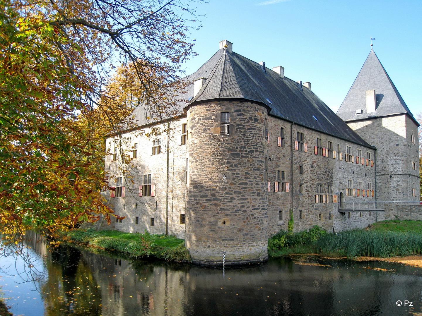 Wasserburg Haus Kemnade ...