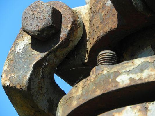 Wasserentnahmestelle, Detail