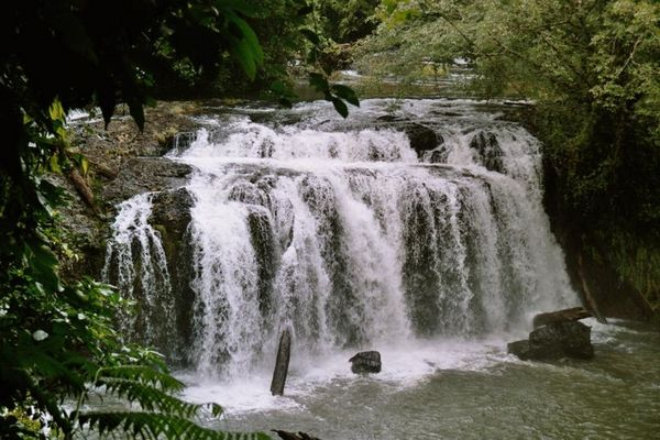Wasserfälle ...