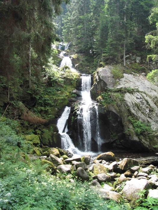 Wasserfälle bei Triberg