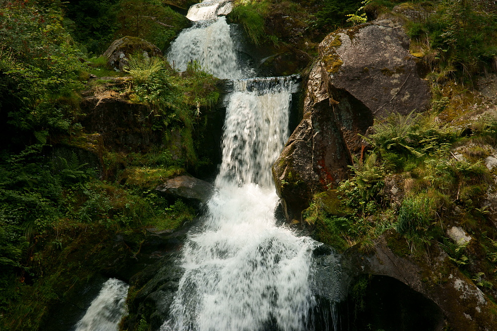 Wasserfälle in Triberg