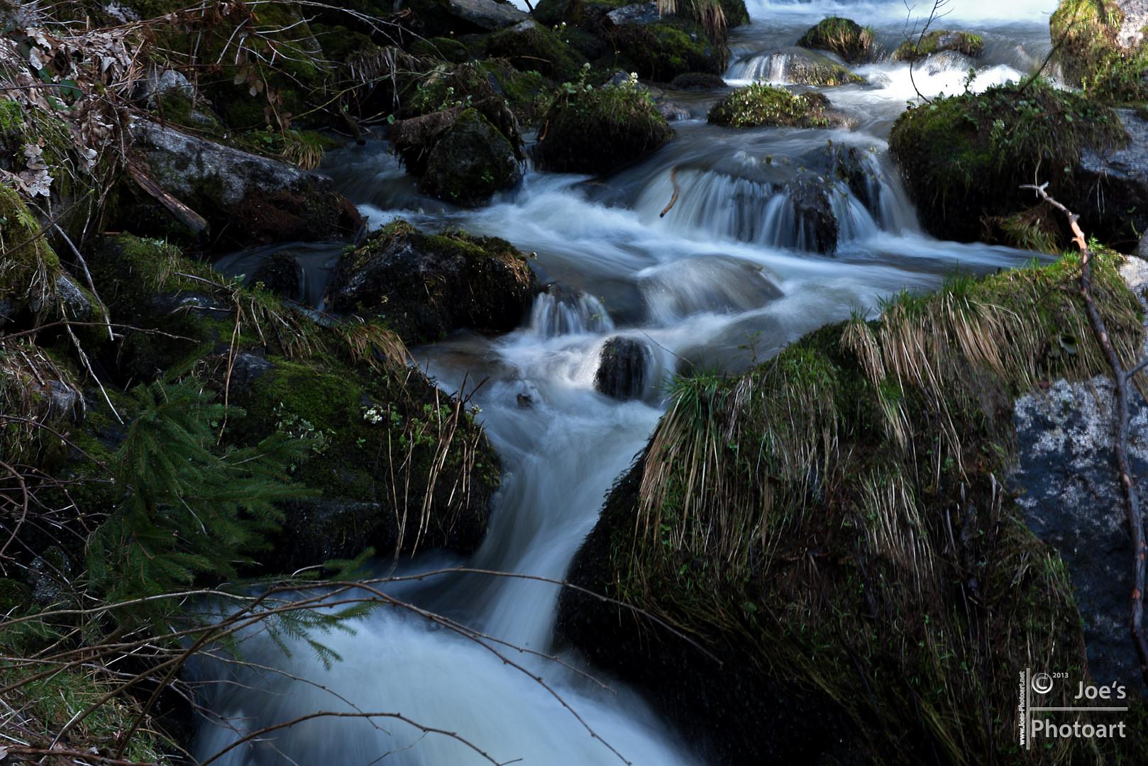 Wasserfälle in Triberg II
