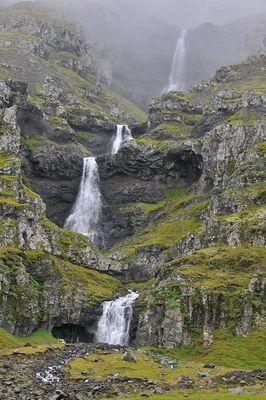 Wasserfälle (Island)
