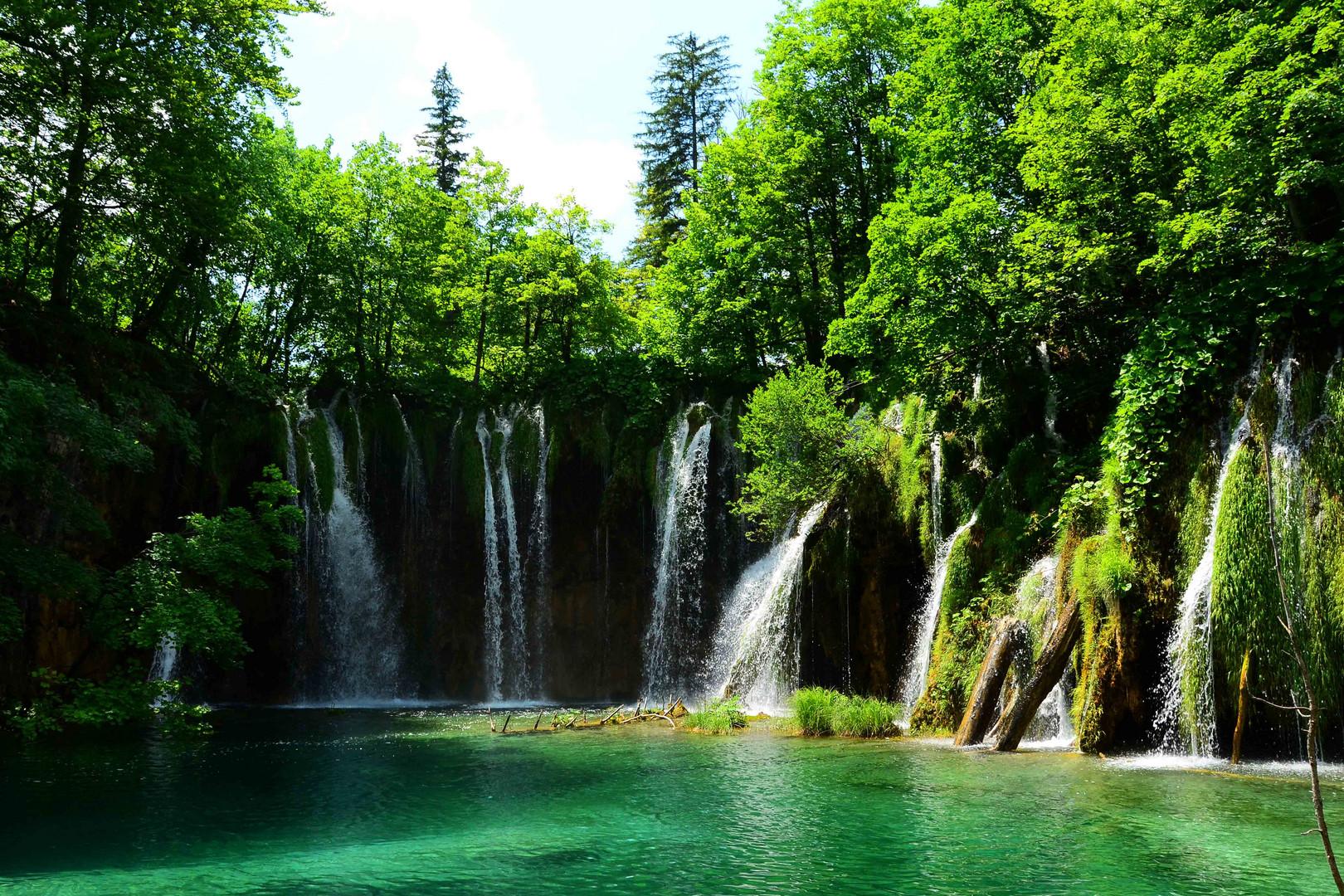 Wasserfälle ohne Ende!