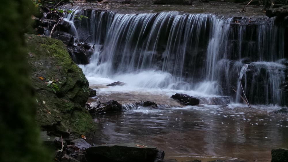 Wasserfälle - Strümpfelbachtal