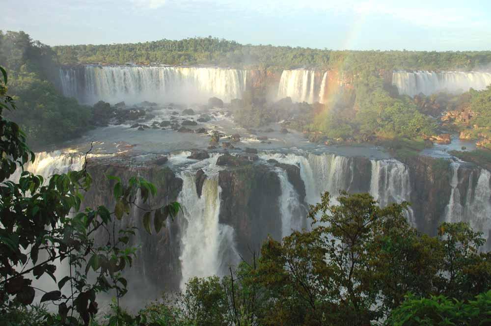 Wasserfälle von Iguazu 2