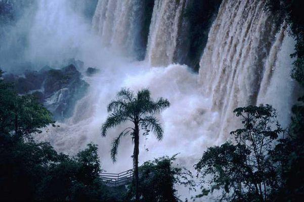 Wasserfaelle von Iguazu