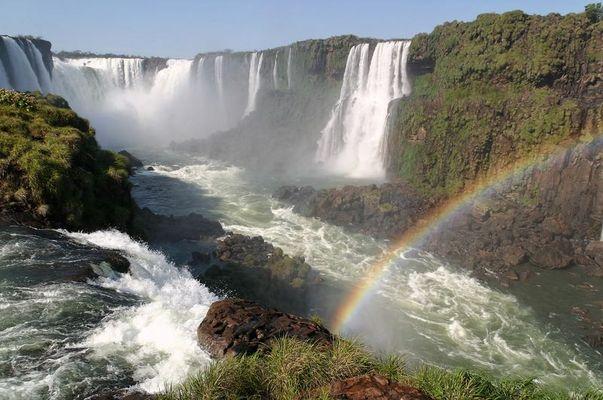 Wasserfälle von Iquazu
