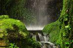 Wasserfall ...