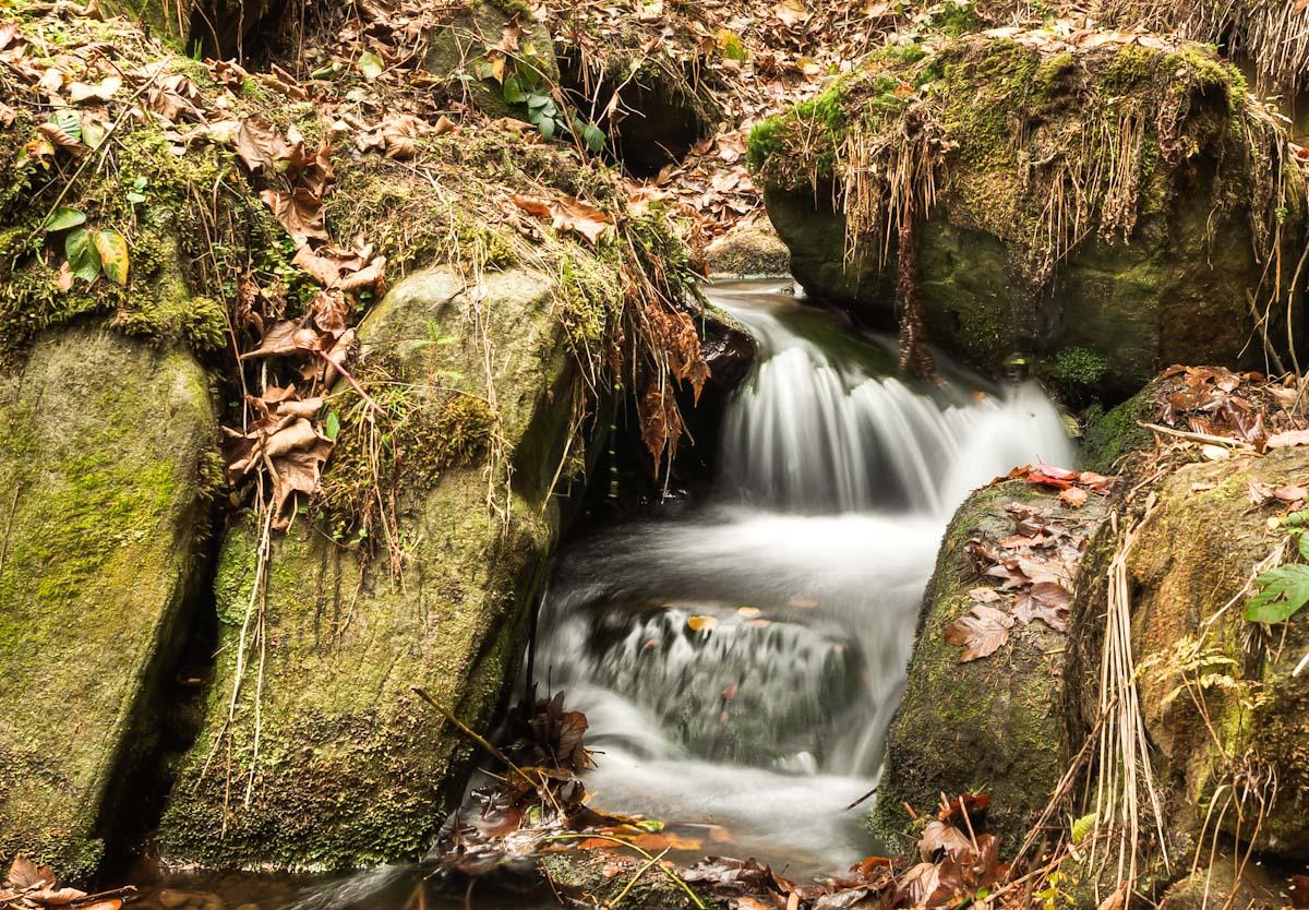 Wasserfall...
