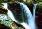 Wasserfall an der Wolfsteiner Ohe,