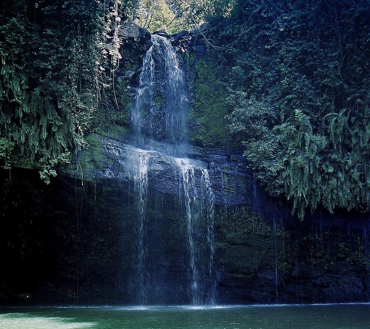 Wasserfall auf Madagaskar