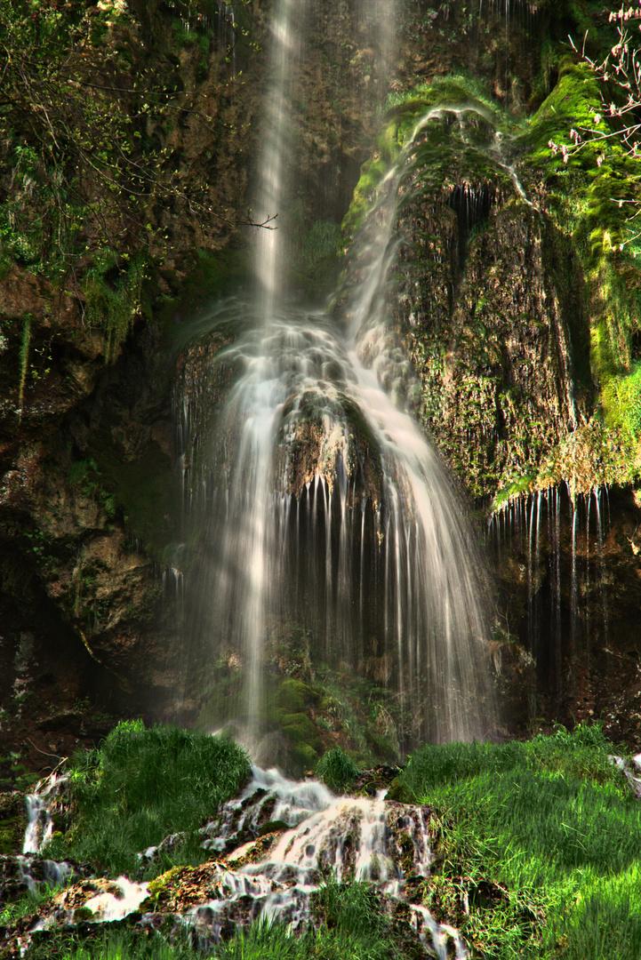 Wasserfall Bad Urach II