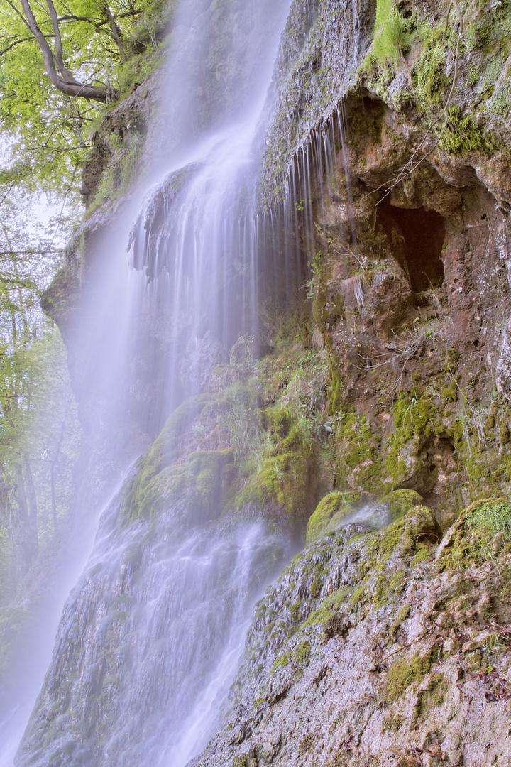 Wasserfall Bad Urach III