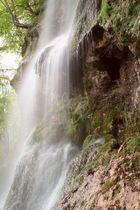 Wasserfall Bad Urach IV