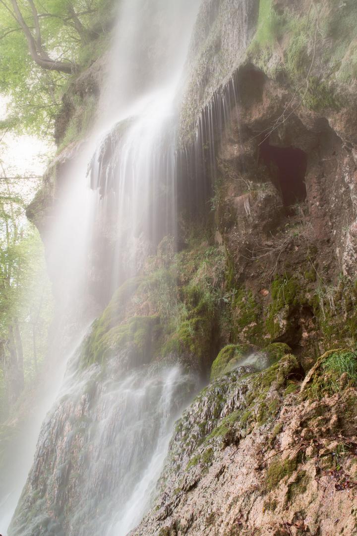 Wasserfall Bad Urach V