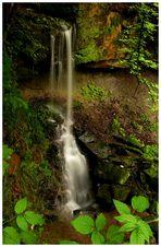 Wasserfall bei der Laufenmühle