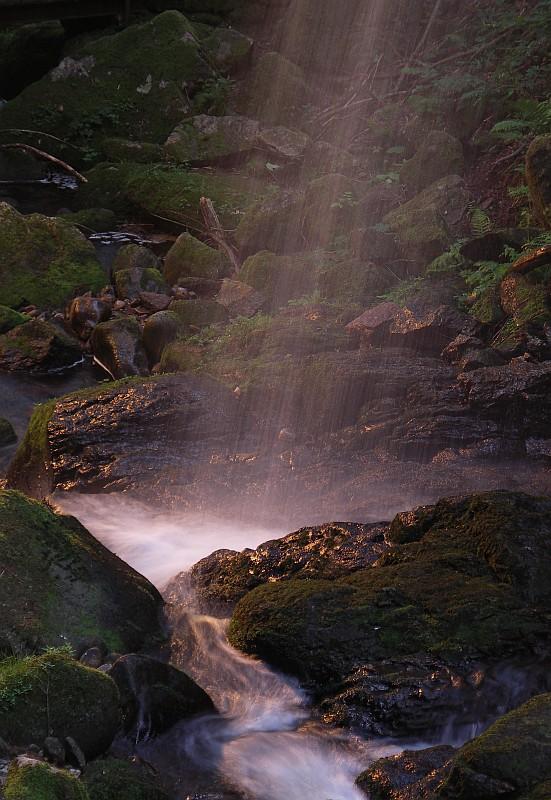 Wasserfall bei Menzenschwand