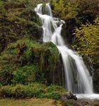 Wasserfall beim Doubs KT Jura CH