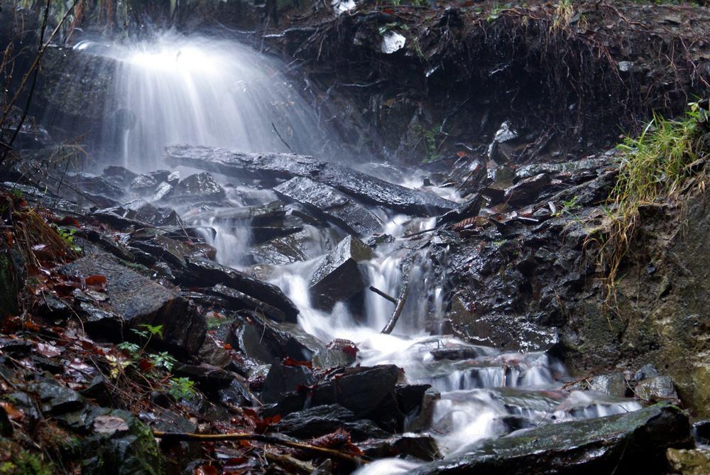 Wasserfall beim Kahlen Asten