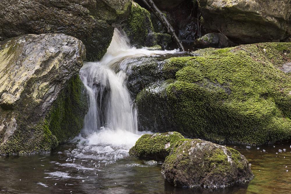 Wasserfall Belgische Ardennen (1)