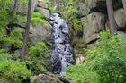 Wasserfall Blauenthal im Erzgebirge!