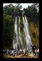 Wasserfall de El Limon