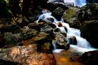 Wasserfall Detail