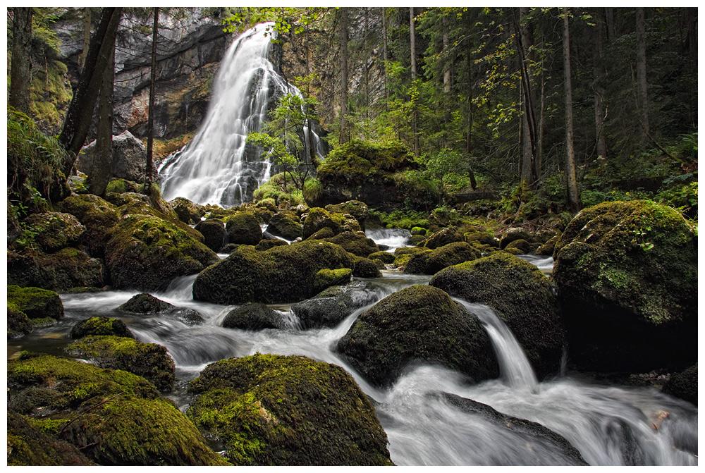 Wasserfall die x'te