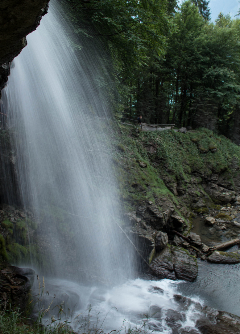 Wasserfall Giessbach