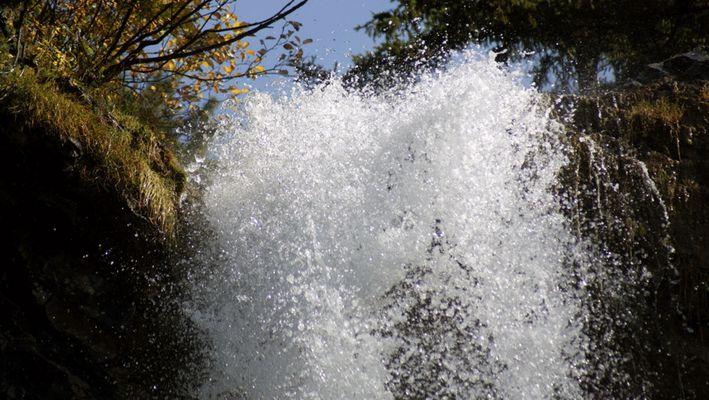 Wasserfall Hinterstein 1