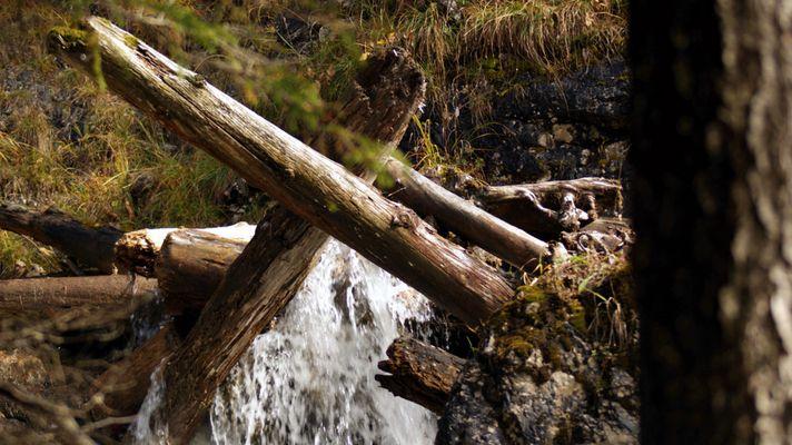 Wasserfall Hinterstein 3