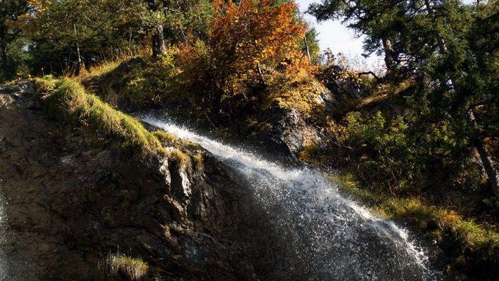 Wasserfall Hinterstein
