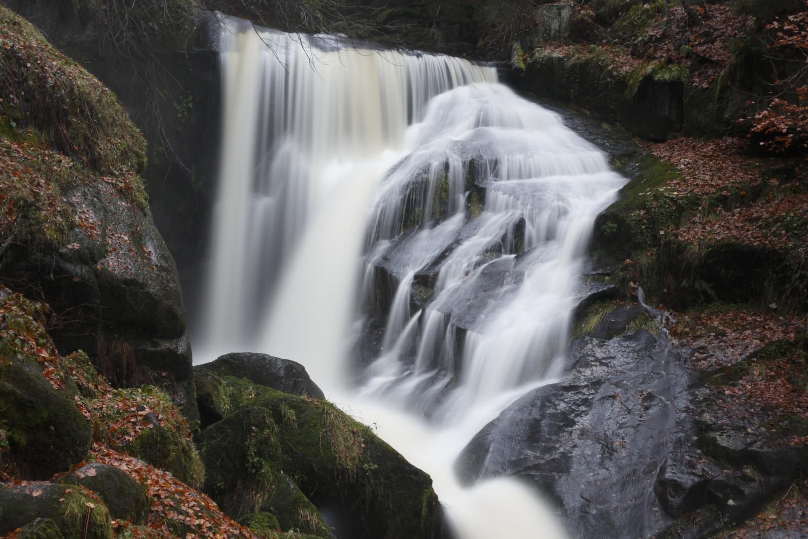 Wasserfall im Schwarwald