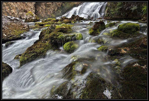 Wasserfall Impressionen #4