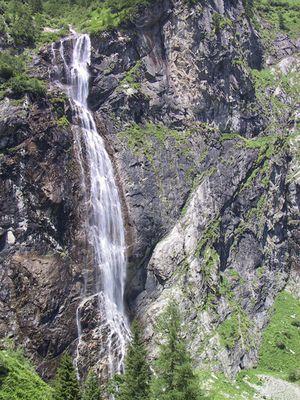 Wasserfall in Bad Gastein 2