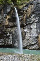 Wasserfall in der Aareschlucht