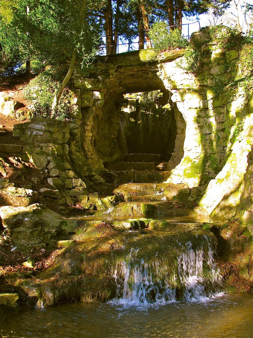 """..""""Wasserfall"""" in Dole"""
