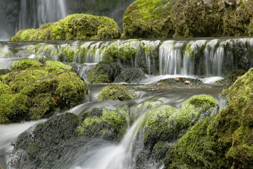 Wasserfall in Golling