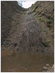 Wasserfall in Maia -3- (Santa Maria, Azoren)